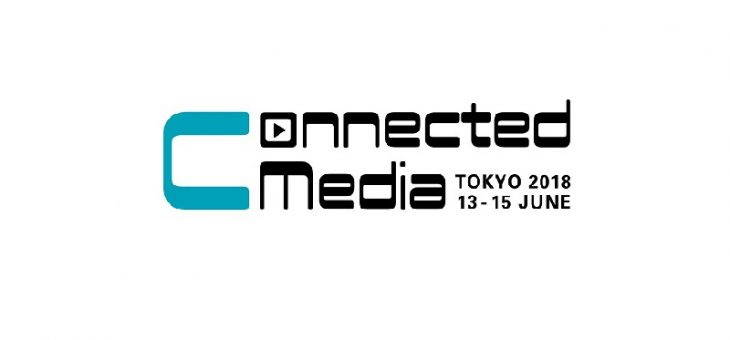 Connected Media Tokyo 2018出展のお知らせ